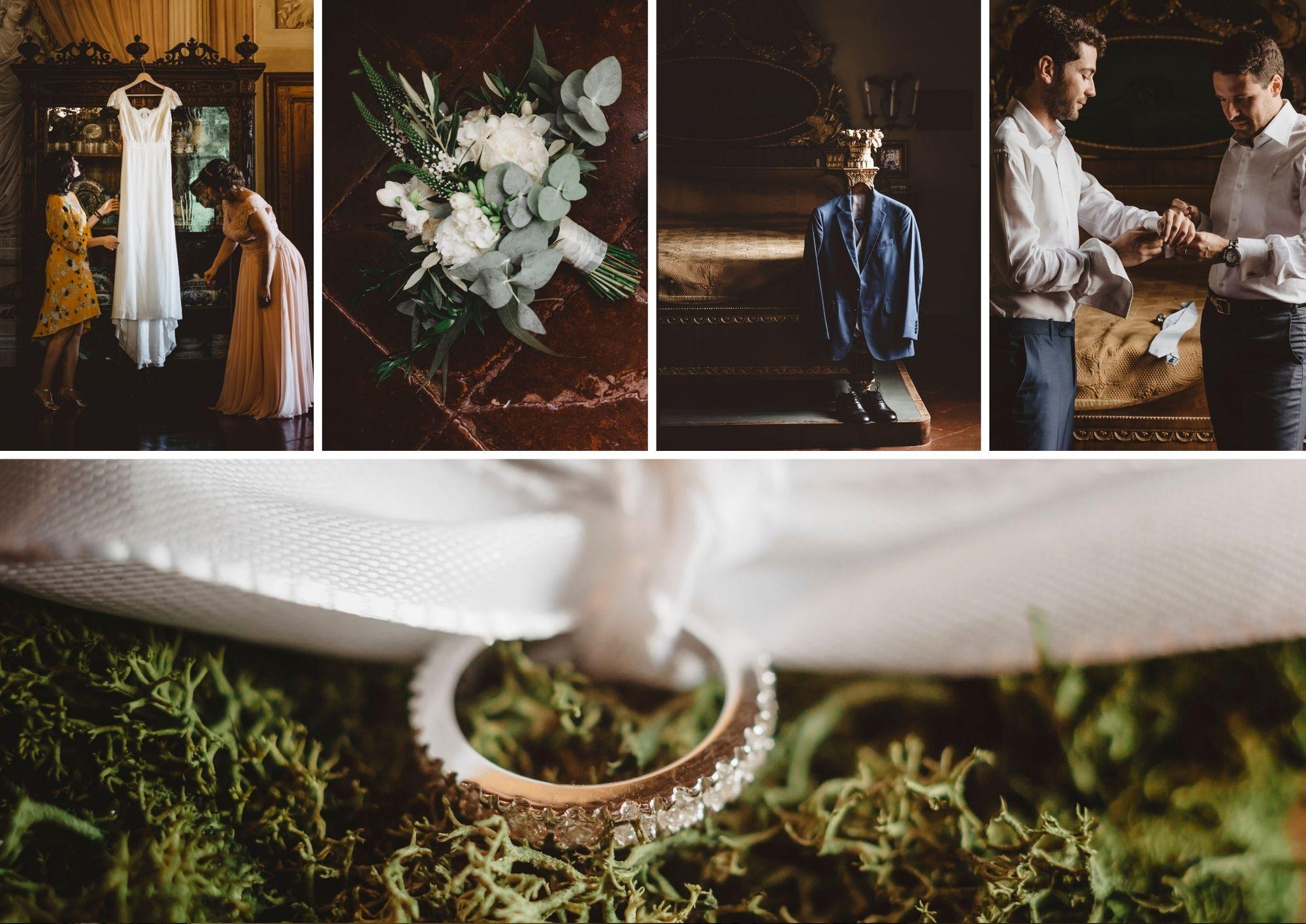 Wedding in Tuscany: Borgo Stomennano