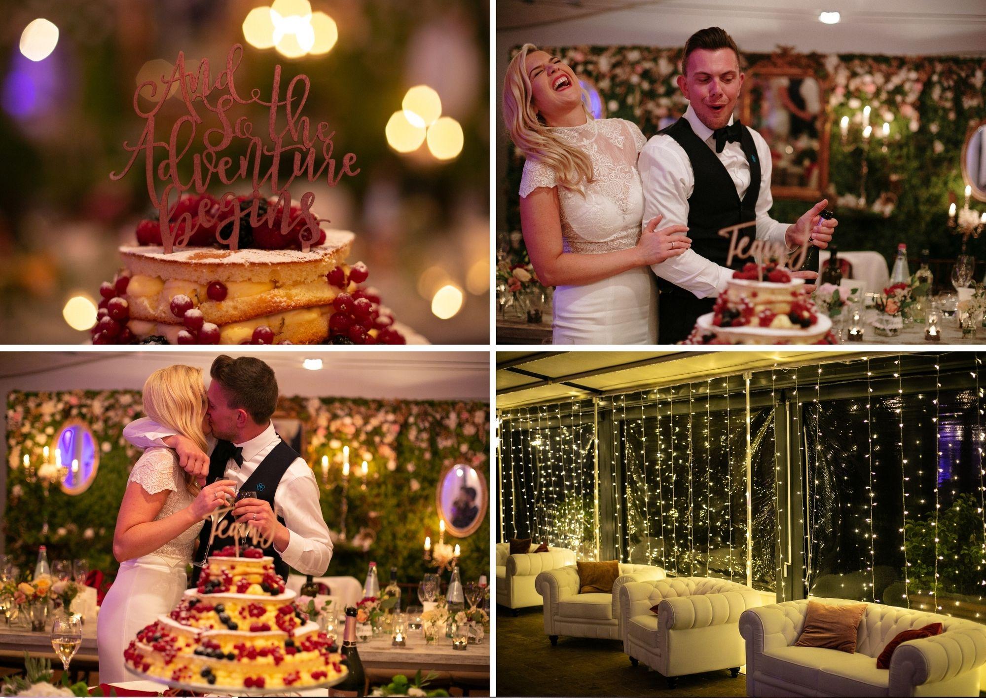 Wedding in Umbria for J&J